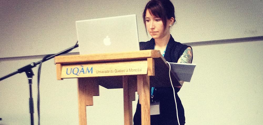 Kaylynne Johnson WordCamp 2014